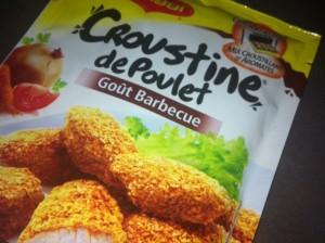 Poulet croustillant, comme des nuggets [Avec Maggi] [Concours]