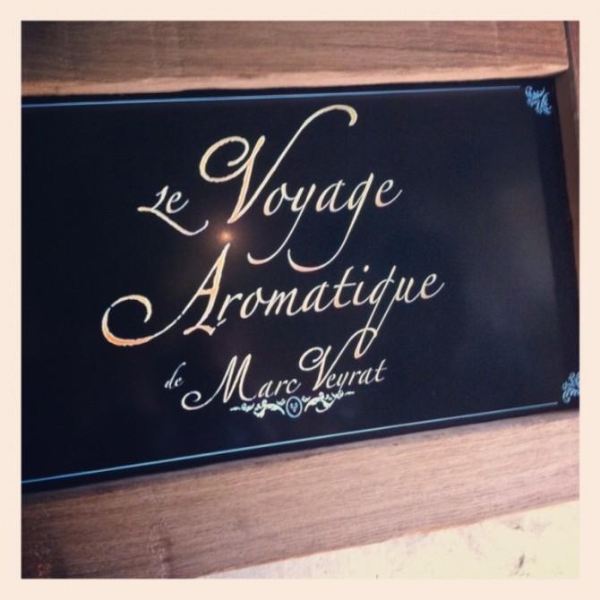 Marc Veyrat Voyage aromatique