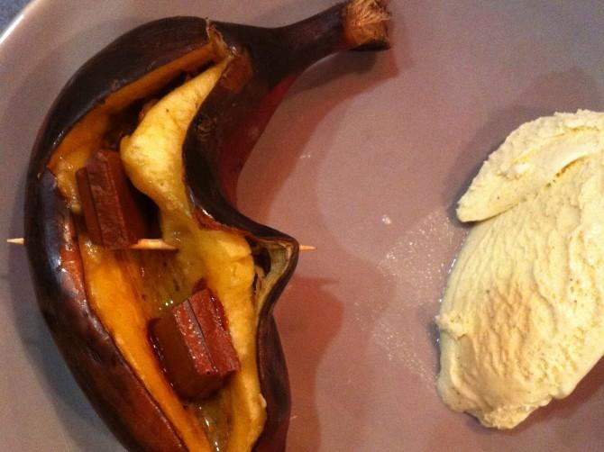 Banane_four