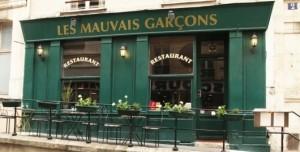 De la cuisine Lyonnaise à Paris : Les Mauvais Garcons