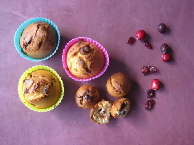 muffins_cranberries
