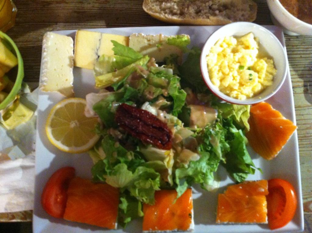 Brunch la salle manger paris marinette saperlipopette blog maman expat montr al et - La salle a manger paris ...