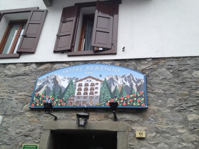 Berthod Hotel Courmayeur