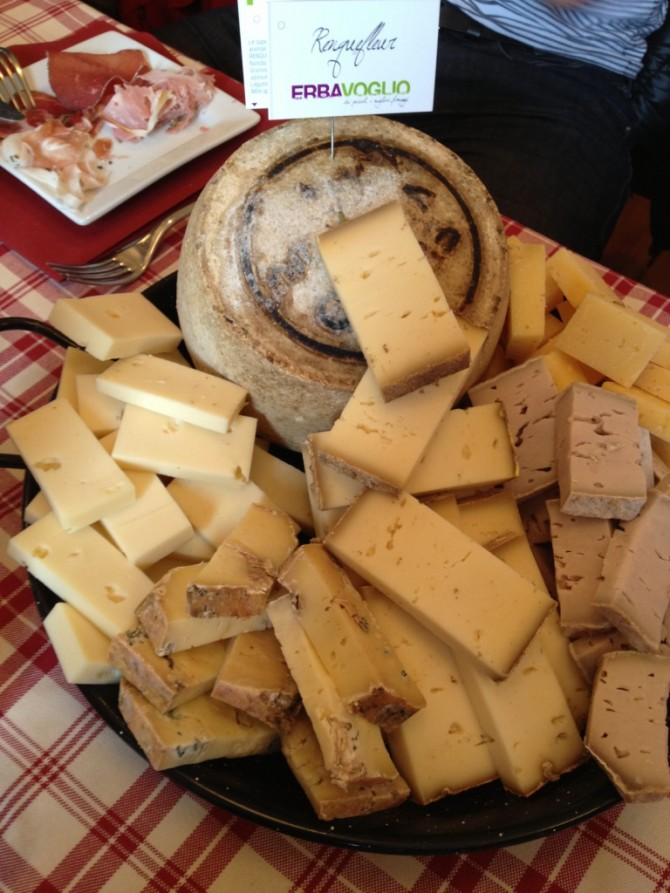 fromages valdotains