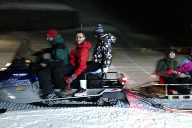 scooter_neige