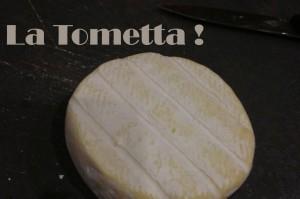 Salade Valdotaine à ma facon (Tometta & Mocetta inside)