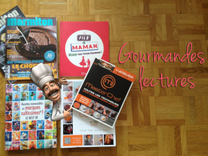 Gourmandes lectures !