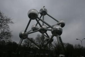 Visite de l'Atomium de Bruxelles