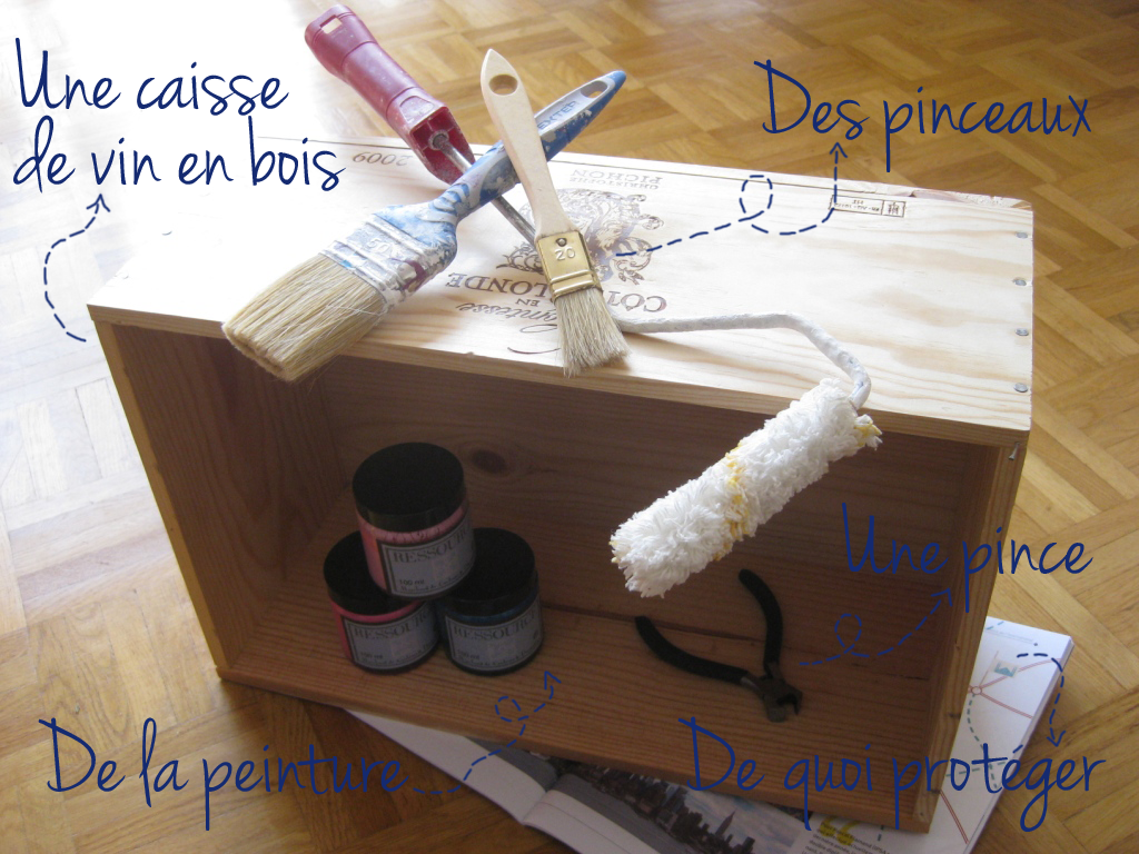 diy la petite etagere toute en couleurs home made. Black Bedroom Furniture Sets. Home Design Ideas