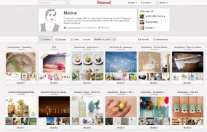 Epingler avec Pinterest, c'est partager !