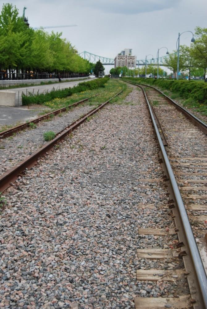 Vieux port montreal marinette saperlipopette blog montr al lifestyle marinette - Traverse de chemin de fer occasion ...