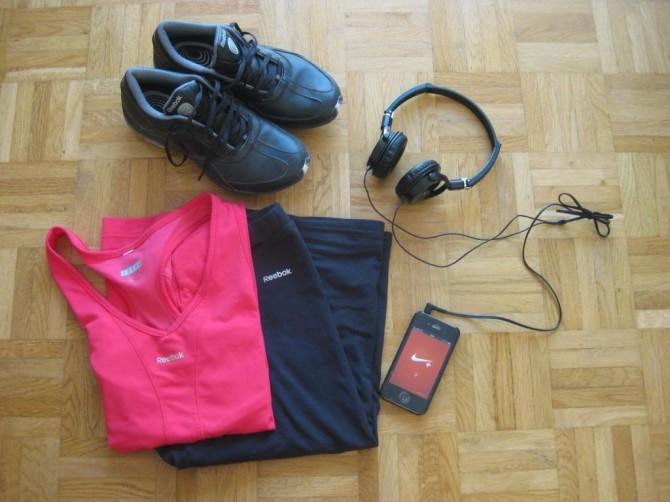 Running_equipement