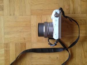 Test du Sony NEX-3N pour de jolies photos