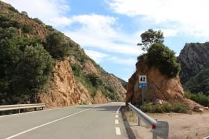 Sur la route... en Sardaigne !