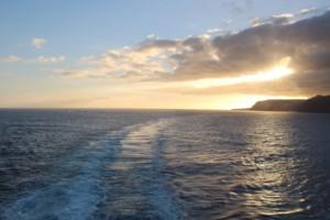 Chronique d'une nuit en mer