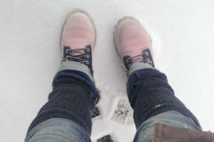 Une histoire de chaussures !