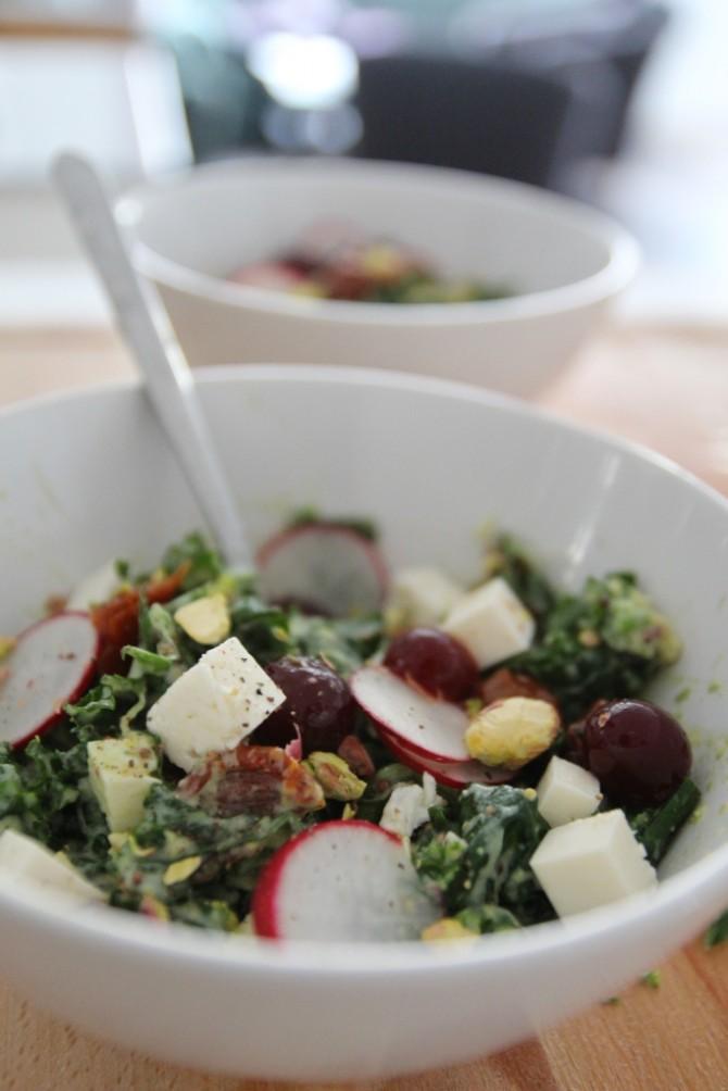 Salade_kale