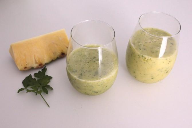smoothie-ananas-persil