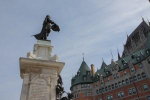 Une journee à Quebec