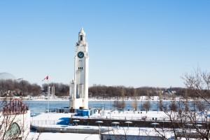 Montreal en blanc