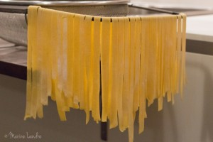 HomeMade Pasta [100% - Sans Machine]