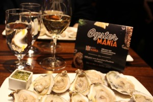 Viens, on va manger des huitres ! #OysterMania [Montreal]