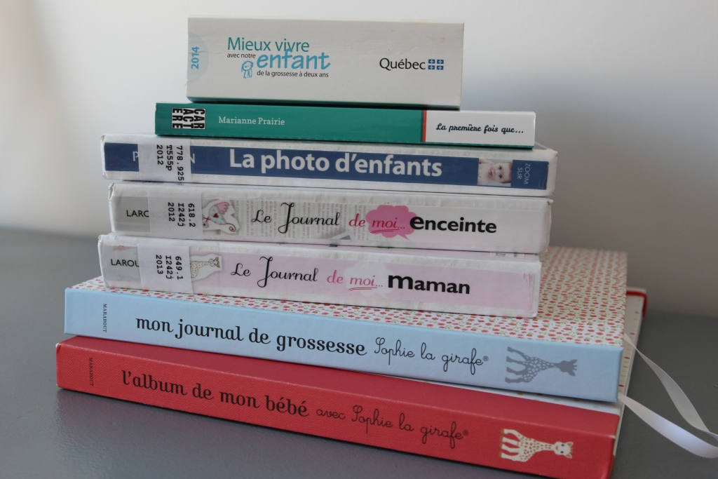 Mes Lectures De Grossesse Marinette Saperlipopette Blog