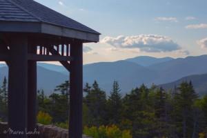 Sur la route du Maine : les White Mountains [USA]