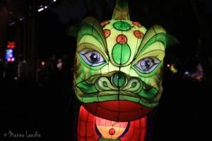 La magie des lanternes du Jardin Botanique [Montreal]