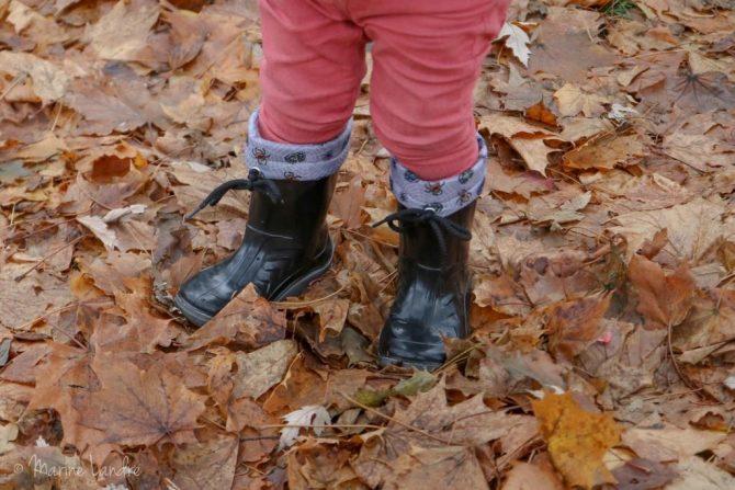 automne-bottes-pluie-enfants-panda