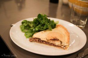 La recette de la tourtière Quebecoise
