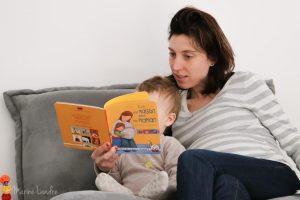 Expliquer la grossesse à son enfant