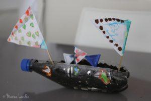 Plantations façon bateau pirate [Activite maman-enfant]