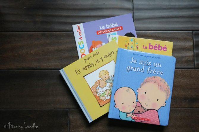 Nos Livres Pour Expliquer Le Role De Grand Frere Et Ce Bebe