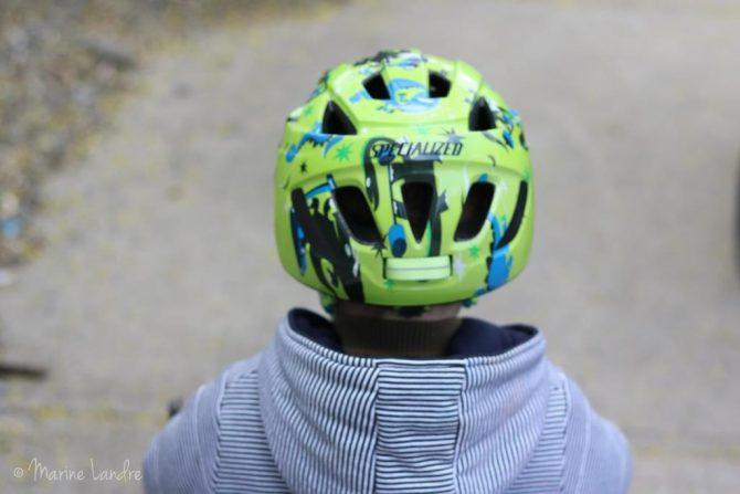 Depuis le 22 mars 2017, le port du casque à vélo est obligatoire pour les enfants (conducteurs ou passagers) de moins de 12 ans.