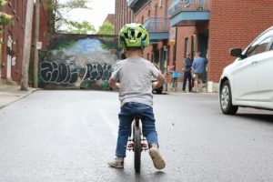 Petit biker de mon coeur