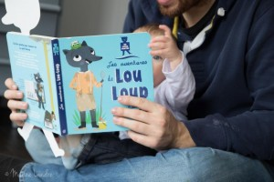 Lectures d'enfants