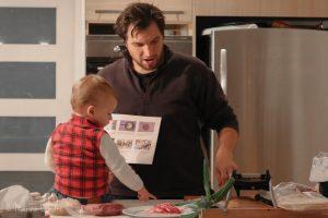 Les rituels familiaux en cuisine
